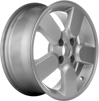 Aly6603 chevrolet aveo pontiac g3 wheel silver painted 96653136 publicscrutiny Images