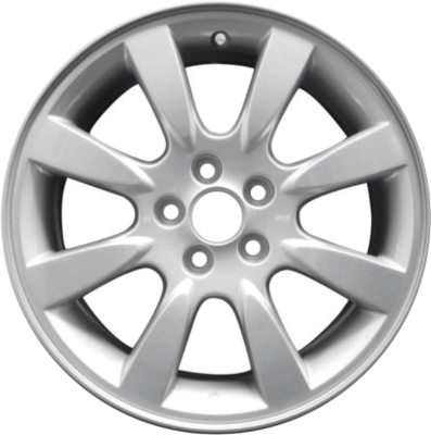 Subaru Forester Wheels Rims Wheel Rim Stock Oem Replacement