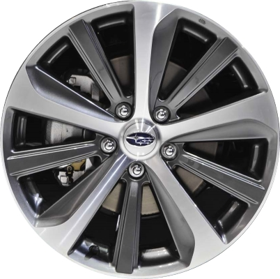 Subaru Legacy Wheels Rims Wheel Rim Stock Oem Replacement