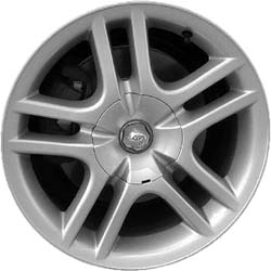 Aly69387 Toyota Celica Wheel Silver Painted 426112b280