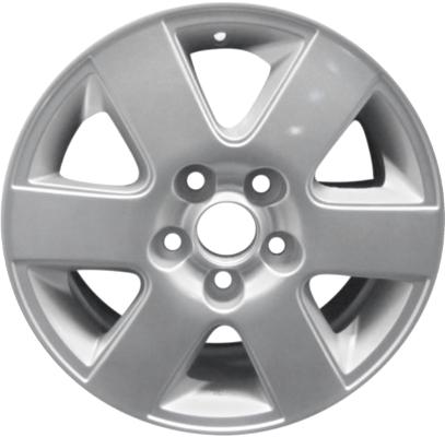 2008 toyota sienna wheel specs
