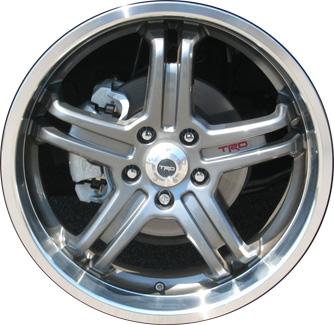 Scion xB Wheels Rims Wheel Rim Stock OEM Replacement