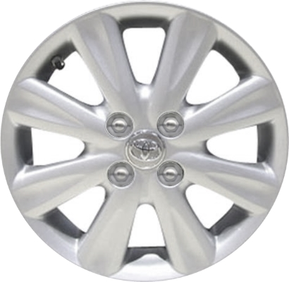 toyota yaris with rims toyota yaris wheels rims wheel rim stock oem replacement