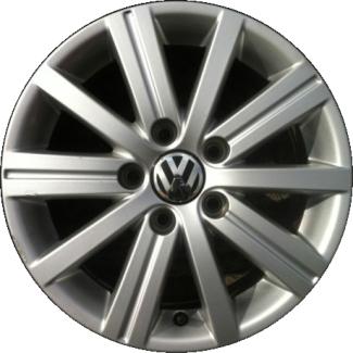 Volkswagen Golf Wheels Rims Wheel Rim Stock OEM Replacement