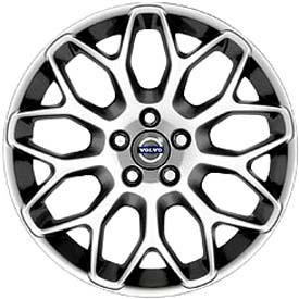 aly70358u20 volvo s60 v60 v70 wheel silver painted 306819830 2018 Volvo S60 Inscription
