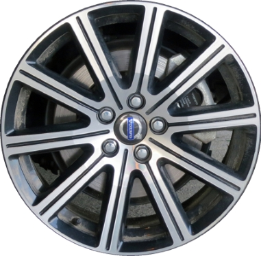 Volvo V60 Wheels Rims Wheel Rim Stock Oem Replacement