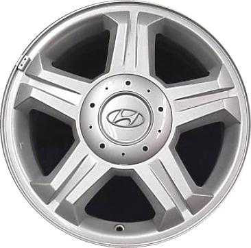 hyundai tiburon wheels rims wheel rim stock oem replacement. Black Bedroom Furniture Sets. Home Design Ideas