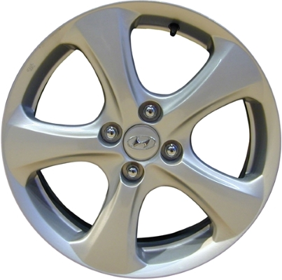 Hyundai Accent Wheels Rims Wheel Rim Stock Oem Replacement