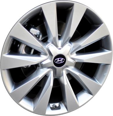 Hyundai Azera Wheels Rims Wheel Rim Stock Oem Replacement