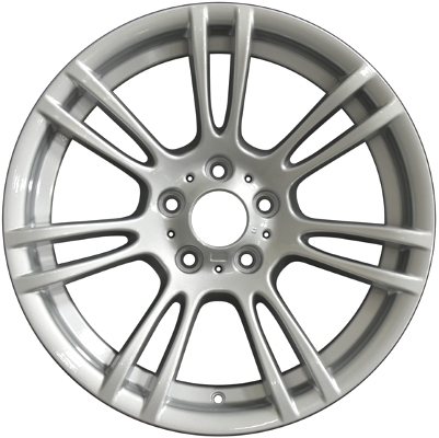 Aly71306 Bmw M1 M3 Wheel Silver Painted 36112283905