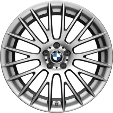 Bmw 740i Wheels Rims Wheel Rim Stock Oem Replacement