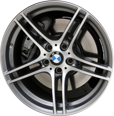 Bmw 128i Wheels Rims Wheel Rim Stock Oem Replacement