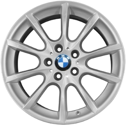 2011 Toyota Camry Tire Size >> BMW ActiveHybrid 5 Wheels Rims Wheel Rim Stock OEM Replacement