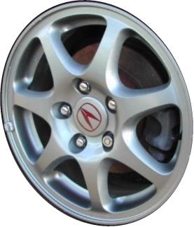 ALYU Acura Integra Wheel Grey Painted STA - Acura oem wheels