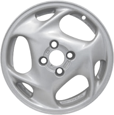ALY Acura Integra Wheel Silver Painted WSTF - Rims for acura integra