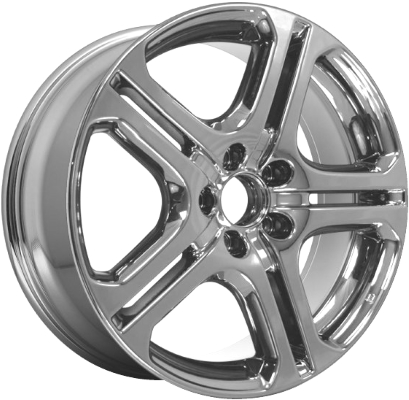 Aly71735u95 Acura Tl Tsx Wheel Chrome 08w18sep201