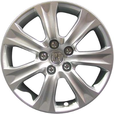 ALY Acura RL Wheel Silver Painted SJAA - Acura rl rims