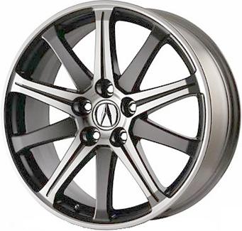 Acura Tl Wheels Rims Wheel Rim Stock OEM Replacement - Acura tl 19 oem wheels