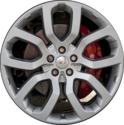 Ps08 Range Rover Sport Wheel Silver Lr037747