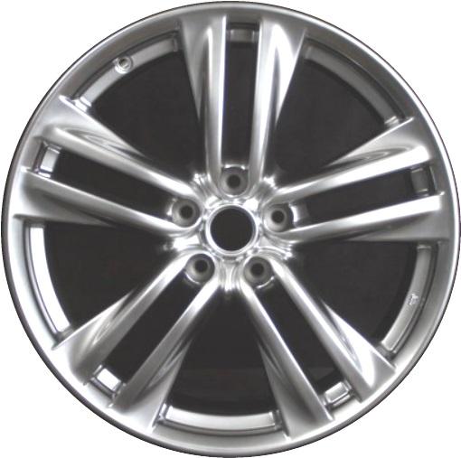 Infiniti M45 Wheels Rims Wheel Rim Stock Oem Replacement