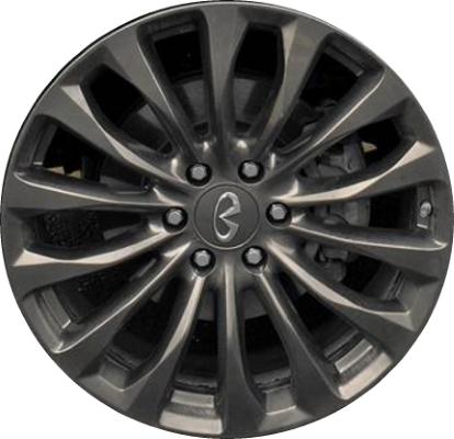Hubcap Tire And Wheel >> Infiniti QX80 Wheels Rims Wheel Rim Stock OEM Replacement