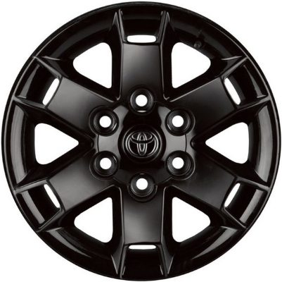toyota tacoma wheels rims wheel rim stock oem replacement rh hubcaphaven com Toyota Wheels and Rims Used Toyota Wheels