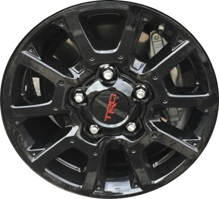 Toyota Tundra Wheels Rims Wheel Rim Stock Oem Replacement