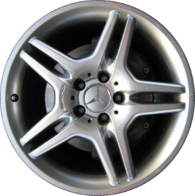 Mercedes sl600 wheels rims wheel rim stock oem replacement for Mercedes benz replacement wheels