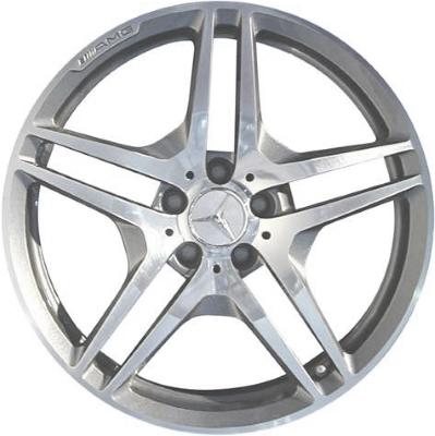 Mercedes sl63 wheels rims wheel rim stock oem replacement for Mercedes benz replacement wheels
