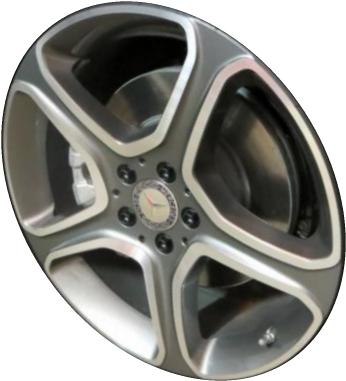 Mercedes glk250 wheels rims wheel rim stock oem replacement for Mercedes benz replacement wheels