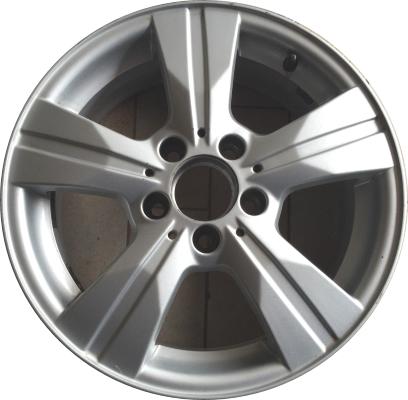 Mercedes b200 wheels rims wheel rim stock oem replacement for Mercedes benz replacement wheels