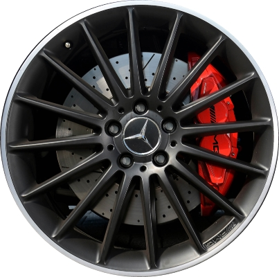 mercedes c63 wheels rims wheel rim stock oem replacement