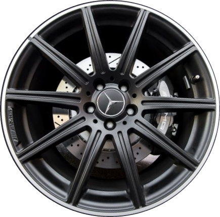 Mercedes cls63 wheels rims wheel rim stock oem replacement for Mercedes benz factory rims