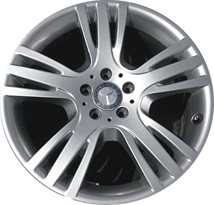Mercedes glk350 wheels rims wheel rim stock oem replacement for Mercedes benz replacement wheels