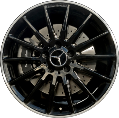 Mercedes cla250 wheels rims wheel rim stock oem replacement for Mercedes benz tire replacement