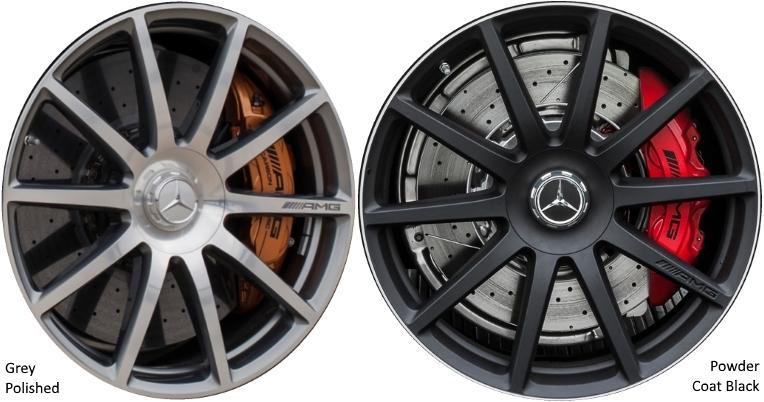 Mercedes s63 wheels rims wheel rim stock oem replacement for Mercedes benz replacement wheels