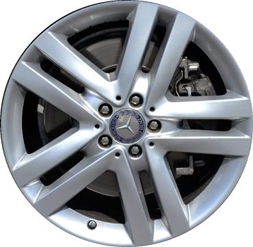 Mercedes gl350 wheels rims wheel rim stock oem replacement for Mercedes benz replacement wheels