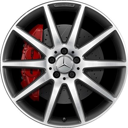 Mercedes gla45 wheels rims wheel rim stock oem replacement for Mercedes benz replacement wheels