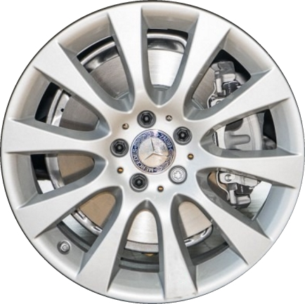 Mercedes ml250 wheels rims wheel rim stock oem replacement for Mercedes benz replacement wheels