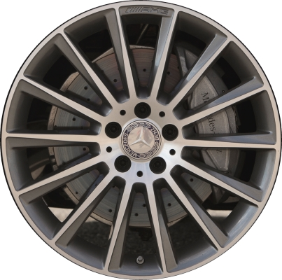 Mercedes Cls400 Wheels Rims Wheel Rim Stock Oem Replacement