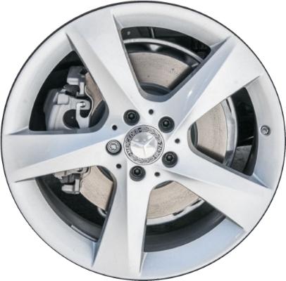 Mercedes gle350 wheels rims wheel rim stock oem replacement for Mercedes benz replacement wheels