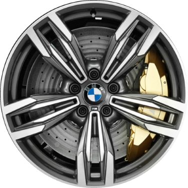 Oem Bmw Wheels >> BMW M6 Wheels Rims Wheel Rim Stock OEM Replacement