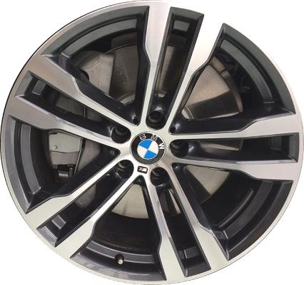 Bmw X6 Wheels Rims Wheel Rim Stock Oem Replacement