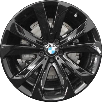 Bmw X6 Wheels Rims Wheel Rim Stock Oem Replacement
