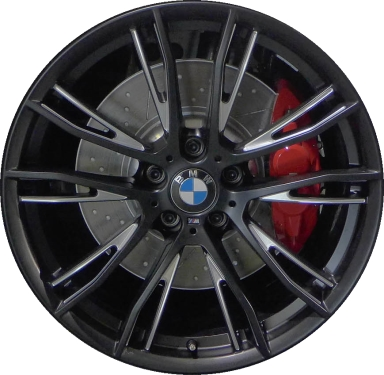 Replacement Bmw 328i Wheels Stock Oem Hh Auto