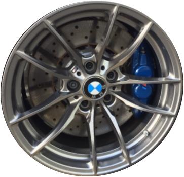 Bmw M4 Wheels Rims Wheel Rim Stock Oem Replacement