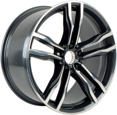 Bmw X6m Wheels Rims Wheel Rim Stock Oem Replacement