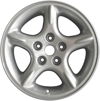 ALY9022/9025 Jeep Grand Cherokee, Wrangler Wheel Painted
