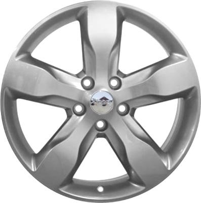 35d07992111 ALY9107U77 Jeep Grand Cherokee Wheel Hyper Silver  1JD14DD5AB