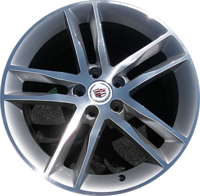 cadillac ats sedan wheels rims wheel rim stock oem replacement. Black Bedroom Furniture Sets. Home Design Ideas